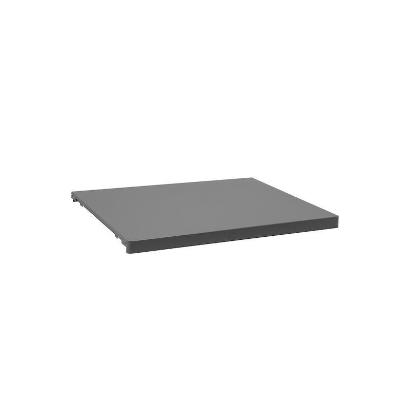 Etagère métal click-in surface de travail prof 50cm Elfa